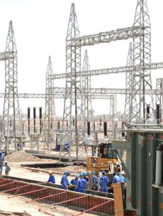 Alpine enterprises for Substation design